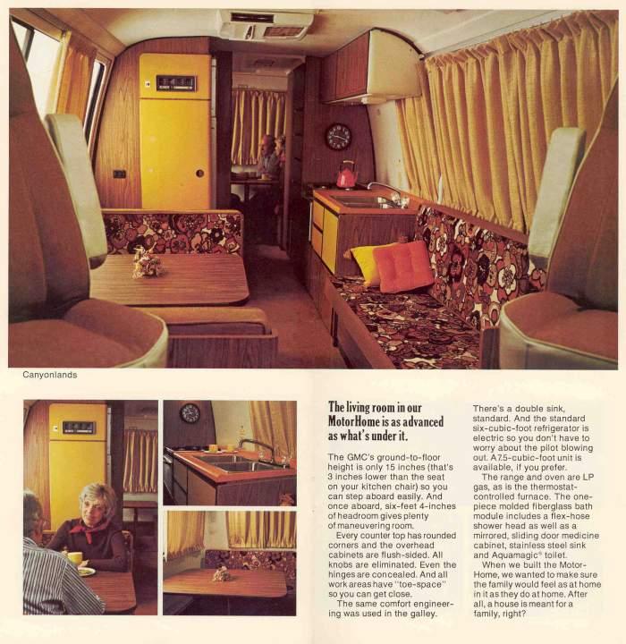 1974 GMC Motorho...O'daniel Olds