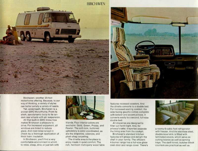 1976 gmc motorhome interior views 1976 wiring diagram free