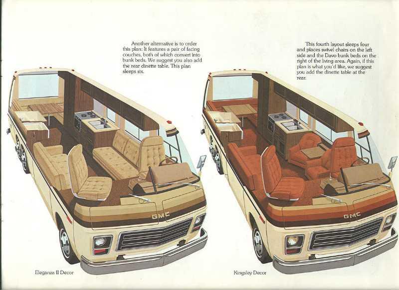 1978 GMC Motorhomes